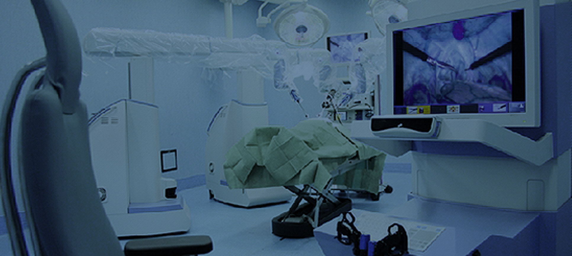 eye tracker Senhance Surgical Robotic System