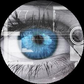 il controllo oculare e le ricerche di mercato
