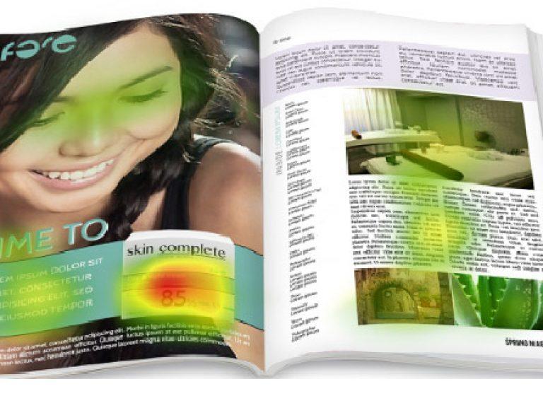 il controllo oculare nelle ricerche di mercato attraverso la pubblicità e il packaging