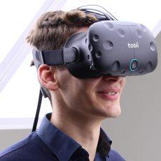 Tobii Pro VR Integration