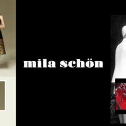 kiosk a controllo oculare per milaschon durante la settimana della moda a Milano