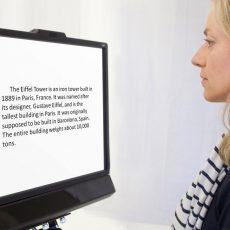 L'eye tracking viene utilizzato per la ricerca dello sviluppo e delle competenze linguistiche umane