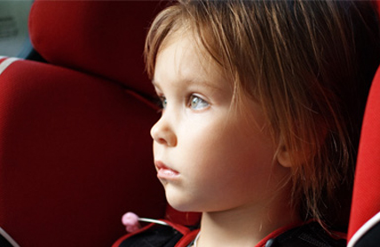 Sindrome di rett bambina