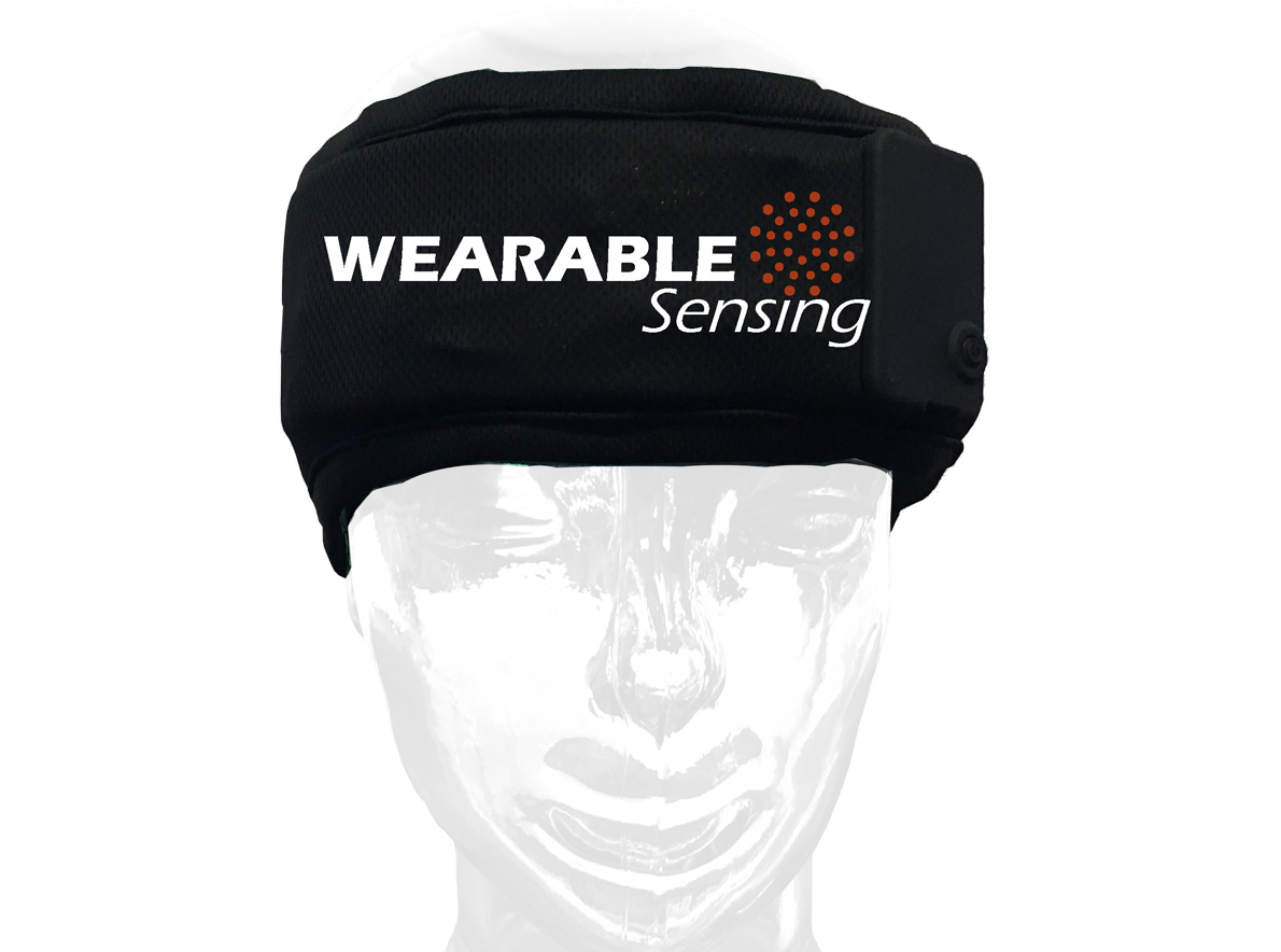 Wearable Sensing for eeg DSI-4 big