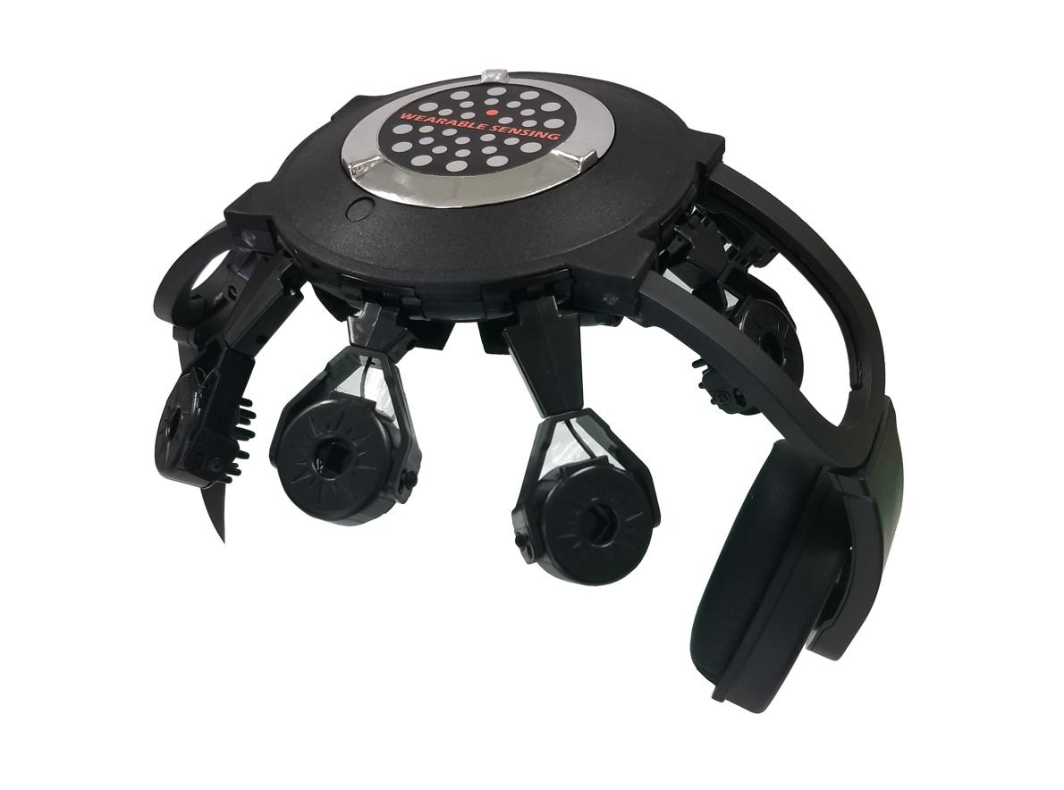 Wearable Sensing for eeg DSI-7 big