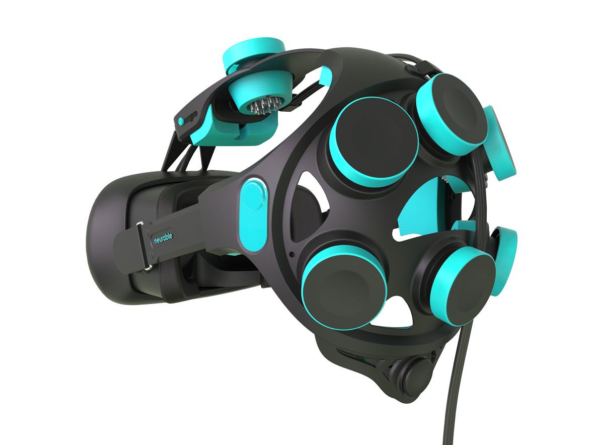 Wearable Sensing for eeg VR-300 big