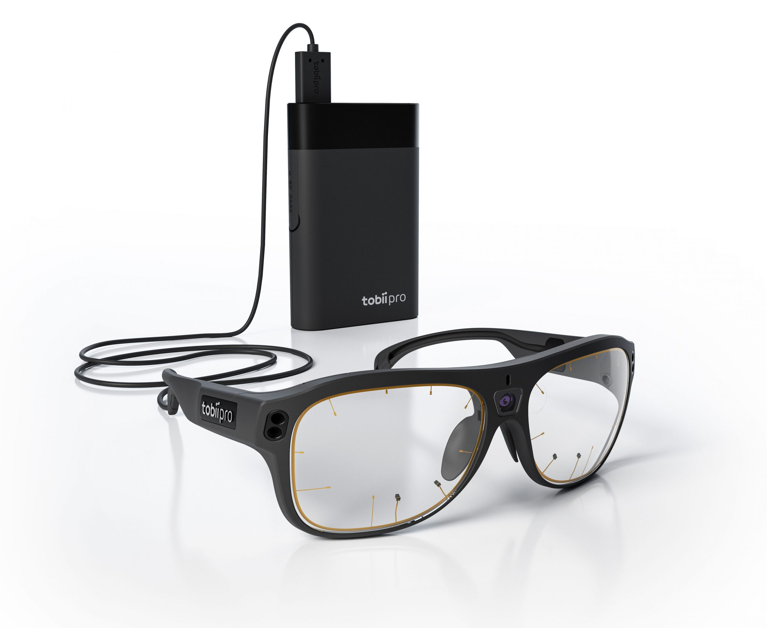 new tobii eye tracking glasses