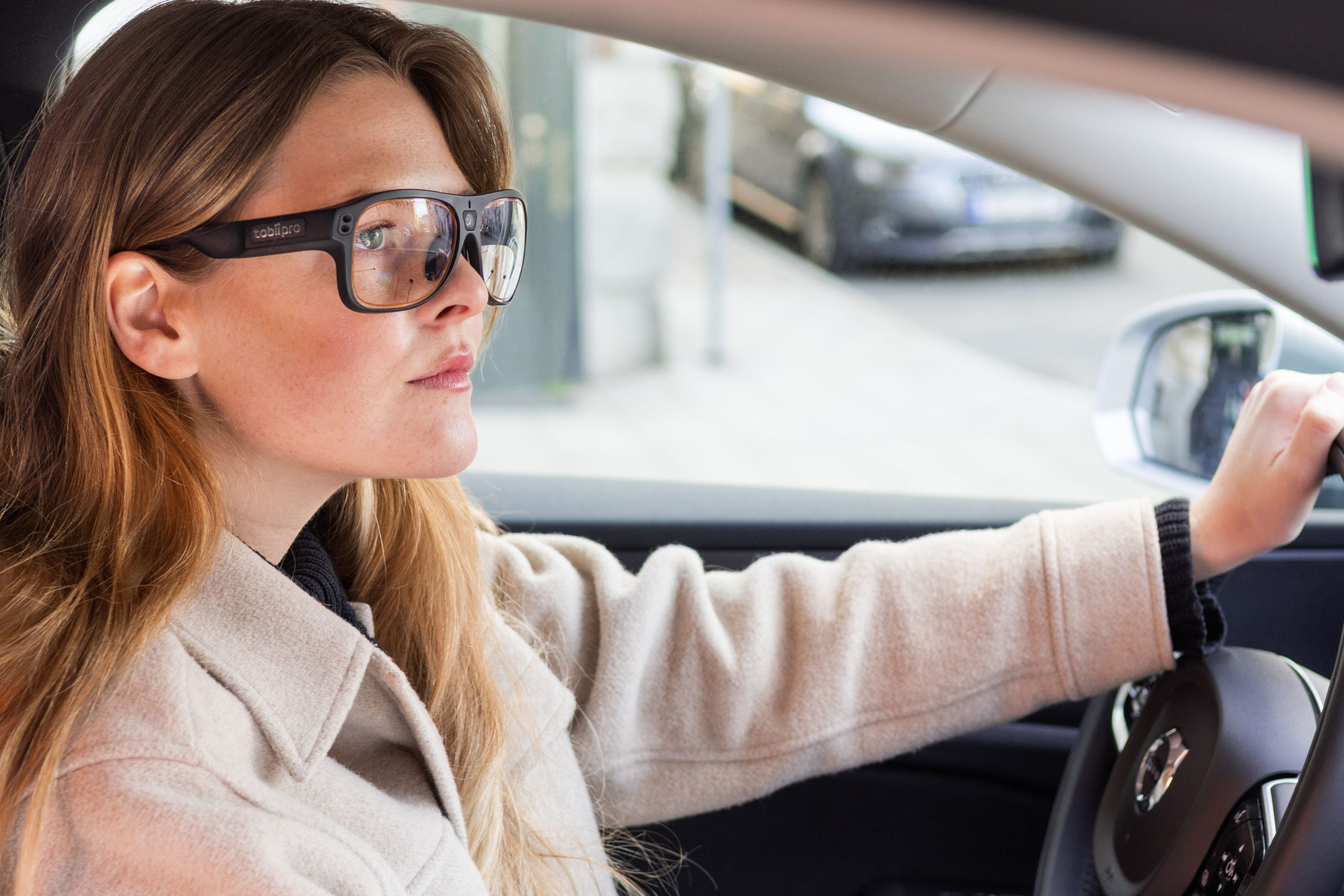 wearable new tobii eye tracking glasses