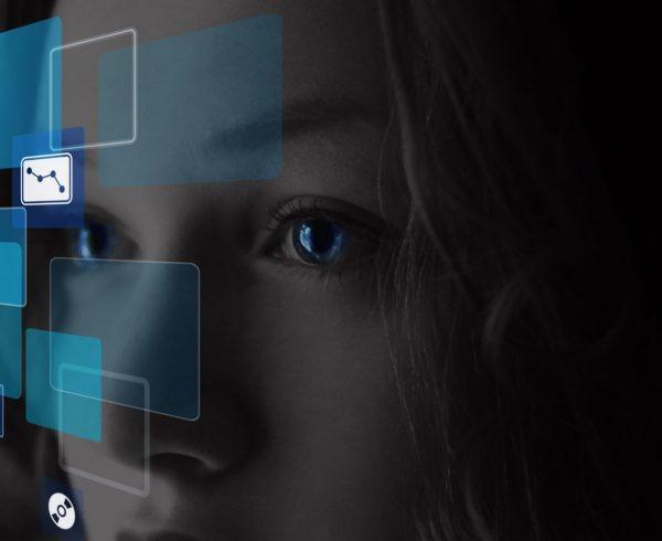 eye tracking occhi guardano media