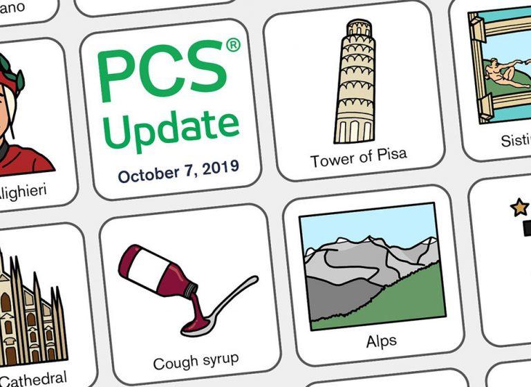pcs symbols cover boardmaker
